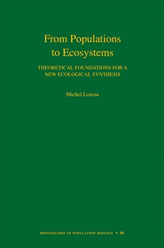 9780691122700: From Populations to Ecosystems: Theoretical Foundations for a New Ecological Synthesis