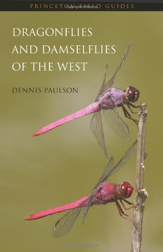9780691122816: Dragonflies and Damselflies of the West (Princeton Field Guides)
