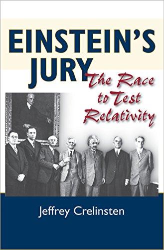 9780691123103: Einstein's Jury: The Race to Test Relativity