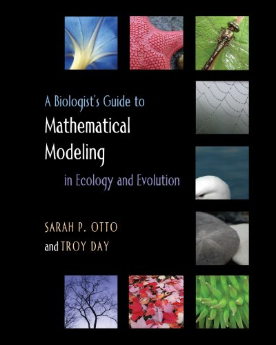 9780691123448: A Biologist`s Guide to Mathematical Modeling in Ecology and Evolution