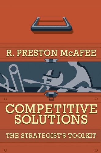9780691124032: Competitive Solutions: The Strategist's Toolkit