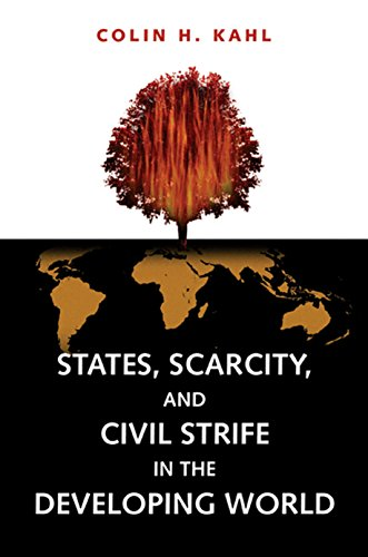 9780691124063: States, Scarcity, and Civil Strife in the Developing World