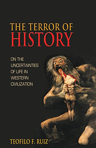 9780691124131: The Terror of History: On the Uncertainties of Life in Western Civilization
