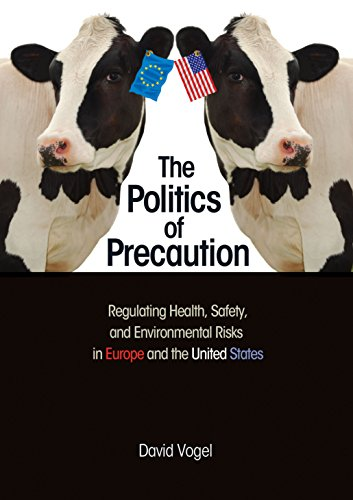 9780691124162: The Politics of Precaution: Regulating Health, Safety, and Environmental Risks in Europe and the United States