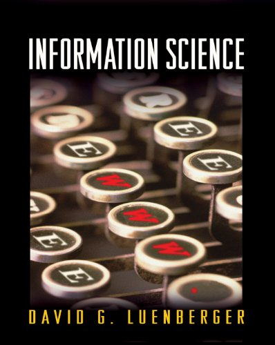 9780691124186: Information Science