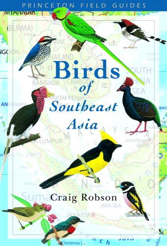 9780691124353: Birds of Southeast Asia (Princeton Field Guides)