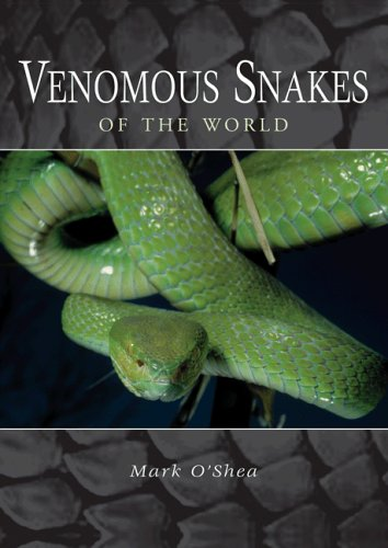 9780691124360: Venomous Snakes of the World