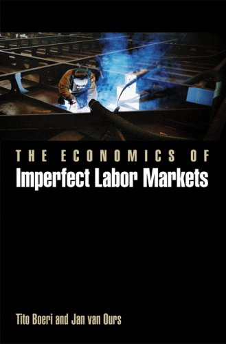 9780691124490: The Economics of Imperfect Labor Markets