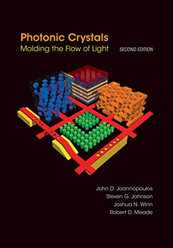 9780691124568: Photonic Crystals: Molding the Flow of Light, Second Edition
