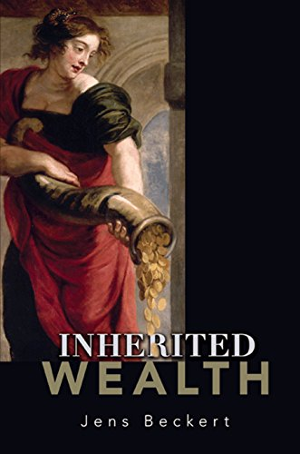 9780691124971: Inherited Wealth: A Comparative Sociology of Inheritance Law