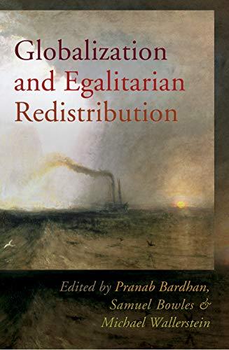 9780691125190: Globalization and Egalitarian Redistribution