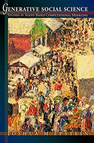 9780691125473: Generative Social Science: Studies in Agent-Based Computational Modeling