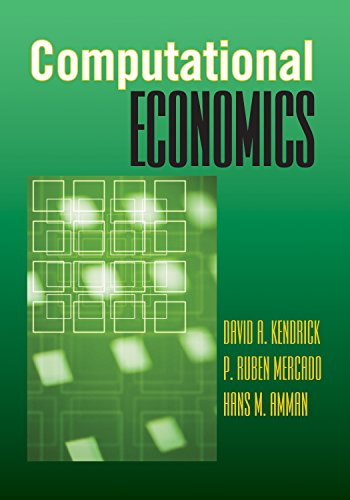 9780691125497: Computational Economics