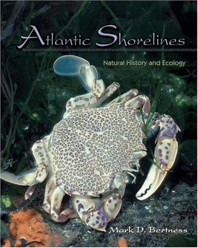 9780691125534: Atlantic Shorelines: Natural History and Ecology