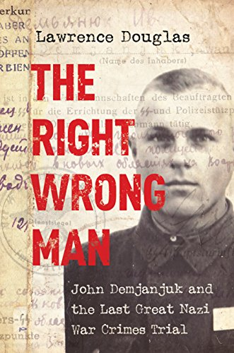 Right Wrong Man (Hardcover): Lawrence Douglas
