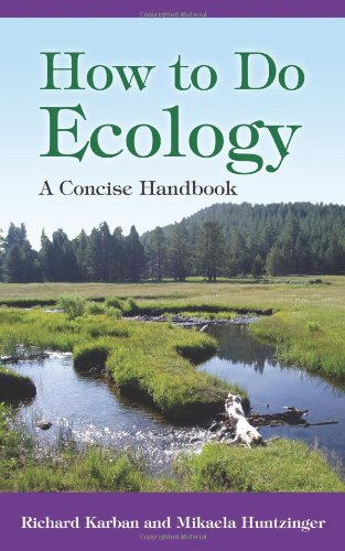 9780691125770: How to Do Ecology: A Concise Handbook