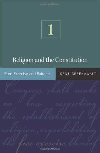 Religion and the Constitution: Free Exercise and Fairness