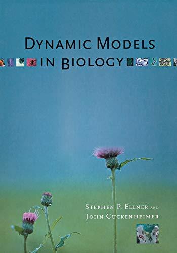 9780691125893: Dynamic Models in Biology