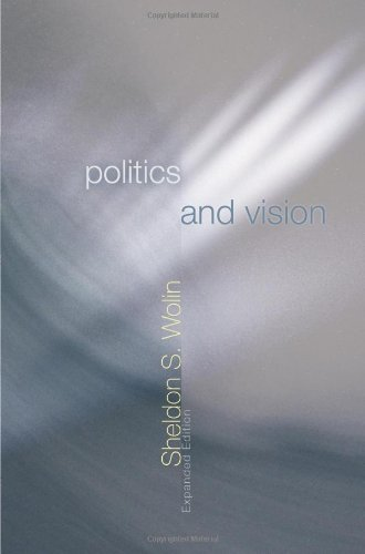 9780691126272: Politics and Vision: Continuity and Innovation in Western Political Thought - Expanded Edition
