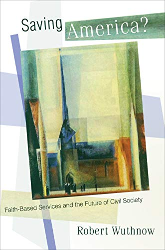 9780691126289: Saving America?: Faith-Based Services and the Future of Civil Society