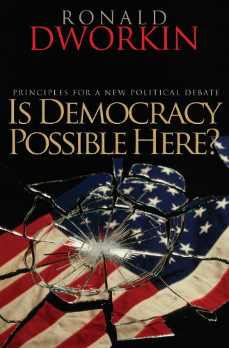 9780691126531: Is Democracy Possible Here?: Principles for a New Political Debate