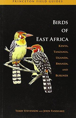 9780691126654: The Birds of East Africa: Kenya, Tanzania, Uganda, Rwanda, Burundi (Princeton Field Guides)