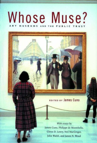 9780691127811: Whose Muse?: Art Museums and the Public Trust