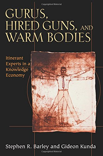 9780691127958: Gurus, Hired Guns, and Warm Bodies: Itinerant Experts in a Knowledge Economy