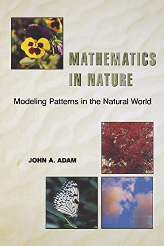 9780691127965: Mathematics in Nature: Modeling Patterns in the Natural World