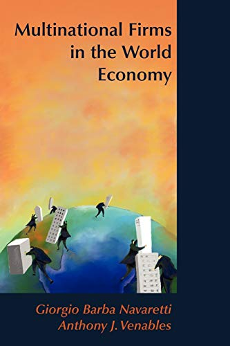 9780691128030: Multinational Firms in the World Economy