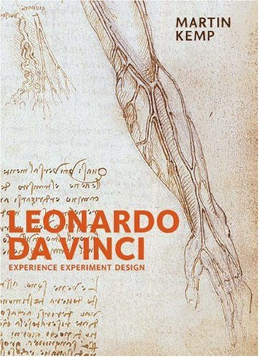 9780691129051: Leonardo da Vinci: Experience, Experiment, and Design