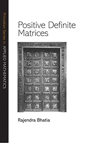 9780691129181: Positive Definite Matrices (Princeton Series in Applied Mathematics)
