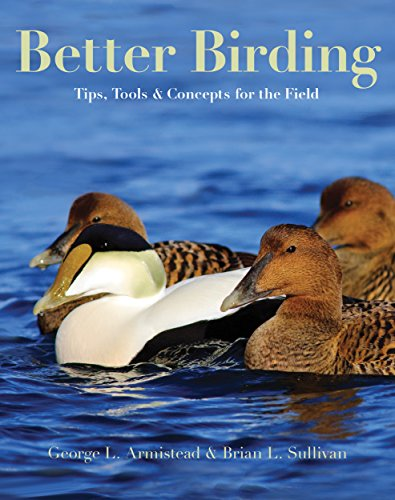 9780691129655: Better Birding: Tips, Tools, and Concepts for the Field