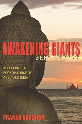 9780691129945: Awakening Giants, Feet of Clay: Assessing the Economic Rise of China and India