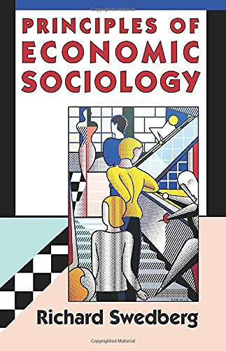 9780691130590: Principles of Economic Sociology