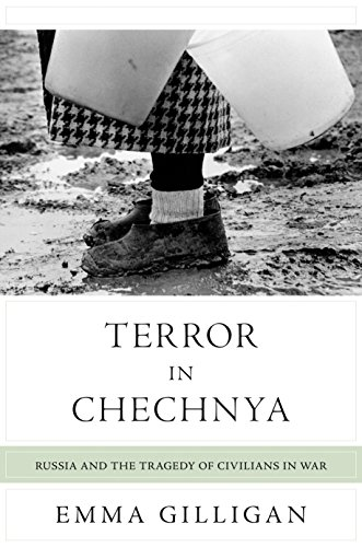 9780691130798: Terror in Chechnya: Russia and the Tragedy of Civilians in War (Human Rights and Crimes against Humanity)
