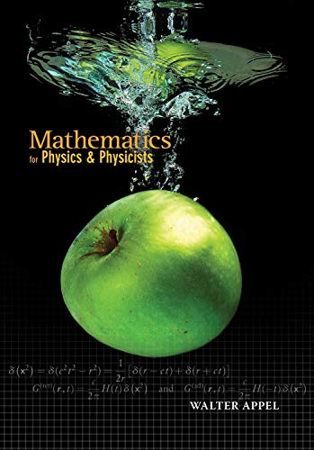 9780691131023: Mathematics for Physics and Physicists