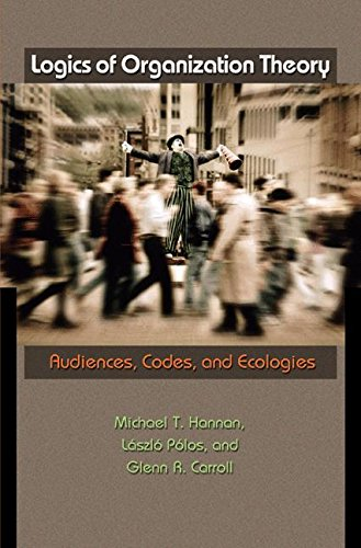 9780691131061: Logics of Organization Theory: Audiences, Codes, and Ecologies