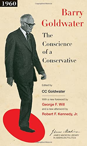 9780691131177: The Conscience of a Conservative (The James Madison Library in American Politics)