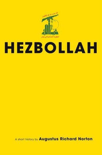9780691131245: Hezbollah: A Short History (Princeton Studies in Muslim Politics)