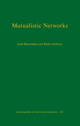 9780691131269: Mutualistic Networks (Monographs in Population Biology)