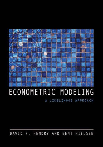 9780691131283: Econometric Modeling: A Likelihood Approach