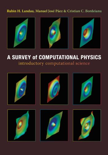 9780691131375: A Survey of Computational Physics: Introductory Computational Science