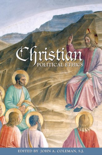 9780691131405: Christian Political Ethics (Ethikon Series in Comparative Ethics)