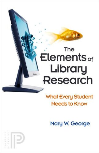 9780691131504: The Elements of Library Research: What Every Student Needs to Know
