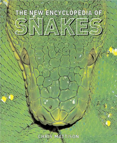 9780691132952: The New Encyclopedia of Snakes