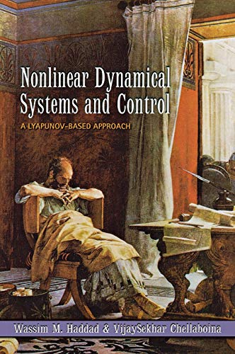 9780691133294: Nonlinear Dynamical Systems and Control: A Lyapunov-Based Approach