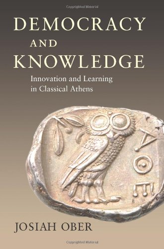 9780691133478: Democracy and Knowledge: Innovation and Learning in Classical Athens