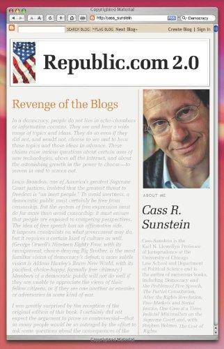 9780691133560: Republic.com 2.0