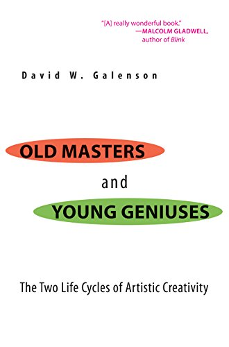 9780691133805: Old Masters and Young Geniuses: The Two Life Cycles of Artistic Creativity